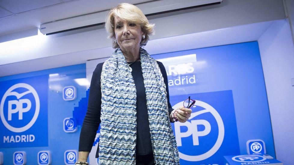 El 14 de febrero del 2016 dimitía tras destaparse nuevos casos de finaciación ilegal del PP de Madrid.