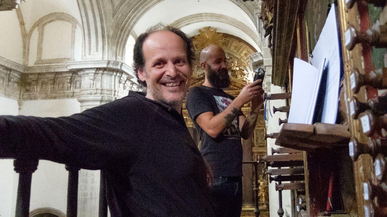 Miquel Iceta baila en «El Intermedio»