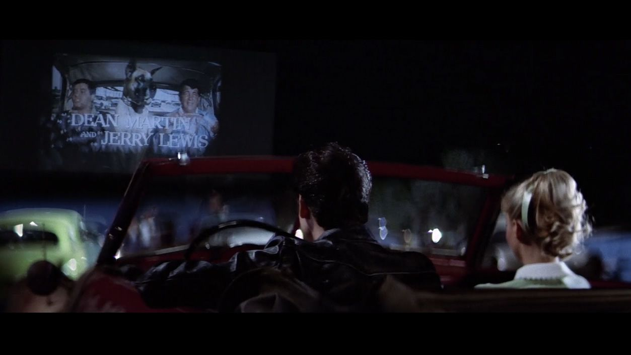 Todo lo que debes saber sobre las Perseidas.Fotograma de la película «Grease»