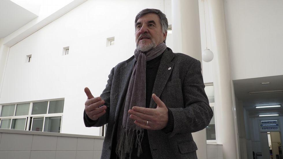 CEIP San Francisco Javier, una apuesta por la innovación.Gerardo Echeita, profesor de la UAM y experto en inclusión educativa