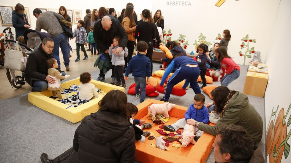 La diversión familiar es una de las claves del éxito que atesora el evento