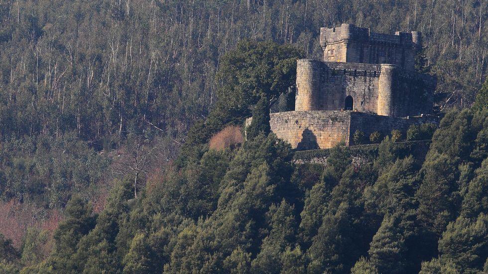 El castillo de Vilasobroso, en Mondariz, cuenta con una situación provilegiada en lo alto del valle, pudiendo divisarse desde él más de 50 aldeas antes de la frontera con Portugal. Históricamente fue el lugar de encierro de doña Urraca, y fue casi derruida durante la guerra Irmandiña. Tras su reconstrucción, hoy en día sirve como museo histórico de la comarca.
