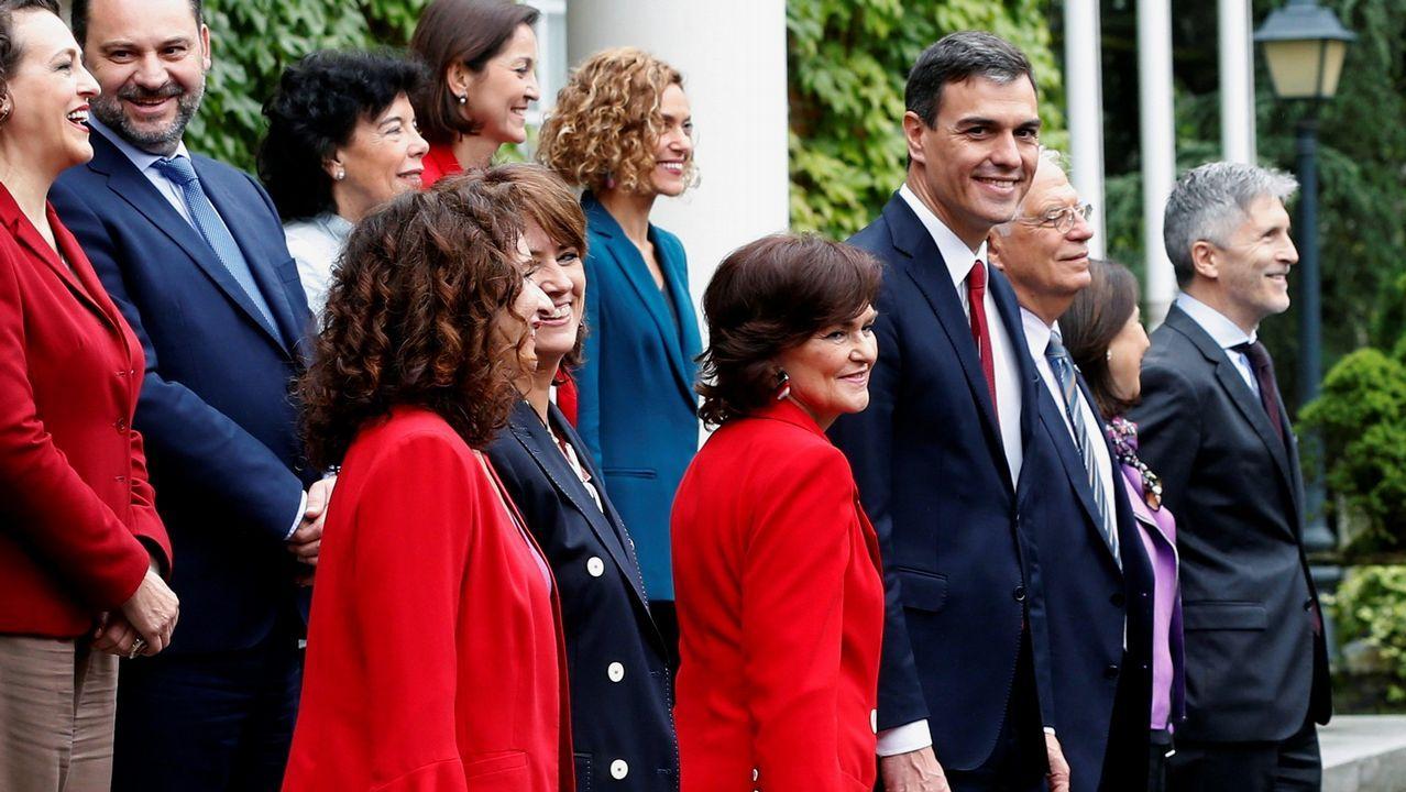 Los retos de los ministros con experiencia.El presidente del Gobierno: Pedro Sánchez