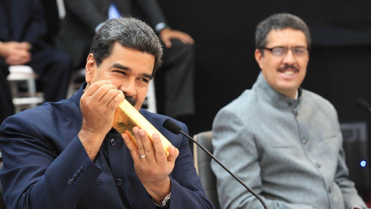 Al menos 68 muertos en un motín en unos calabozos de la policía en Venezuela.Nicolás Maduro
