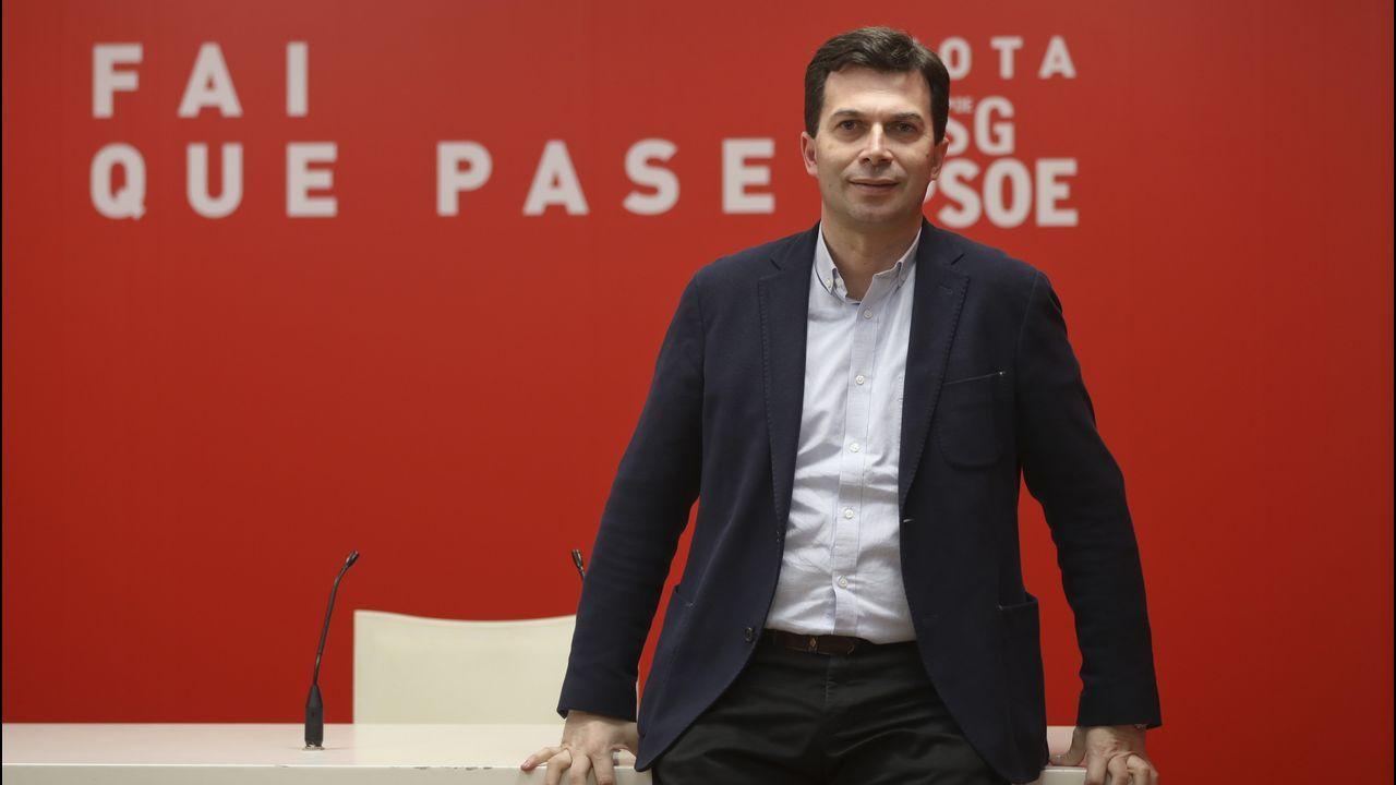 Cancela é favorable a apostar polo diálogo en Cataluña.