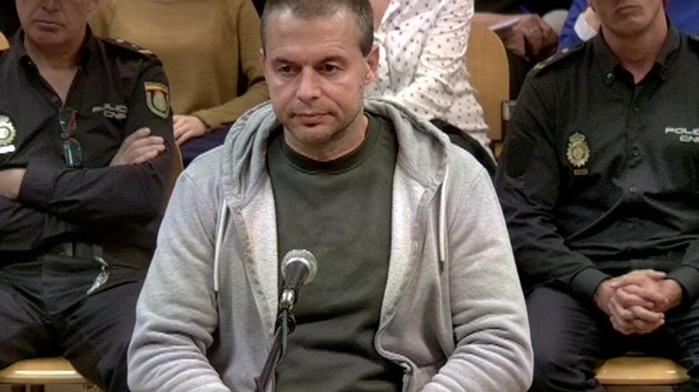 El rastreo del móvil sitúa a Antonio Ortiz en la casa de los horrores