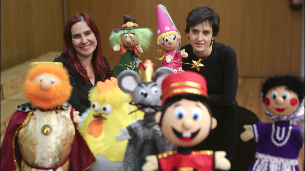 Música clásica con marionetas y mucho humordesde Ferrol