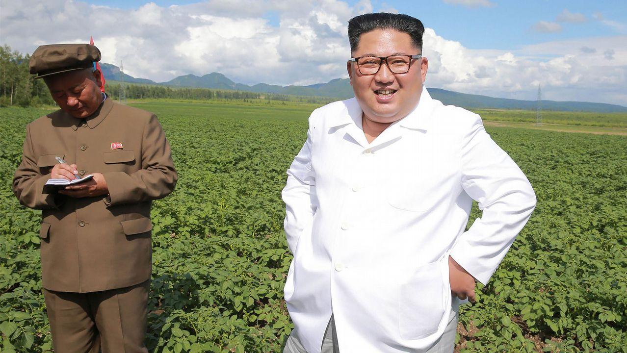 Kim Jong-un en