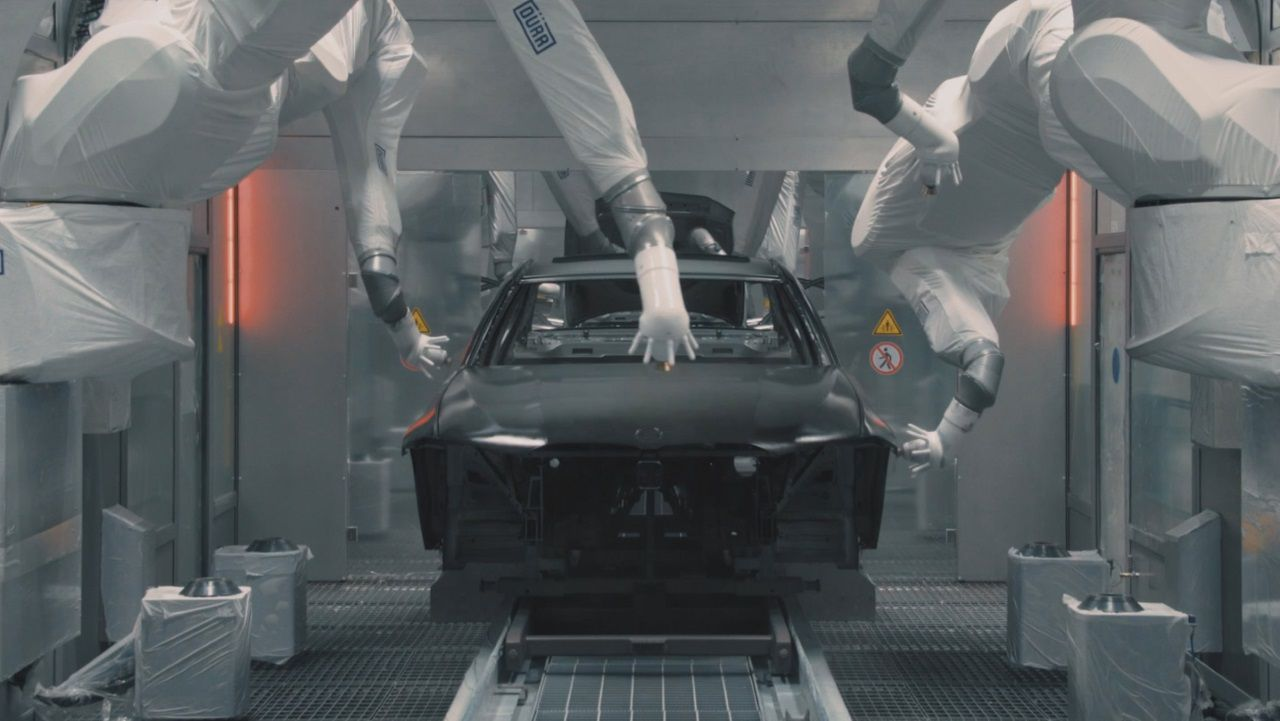 Así esla plantaque BMW acaba de inaugurar en México
