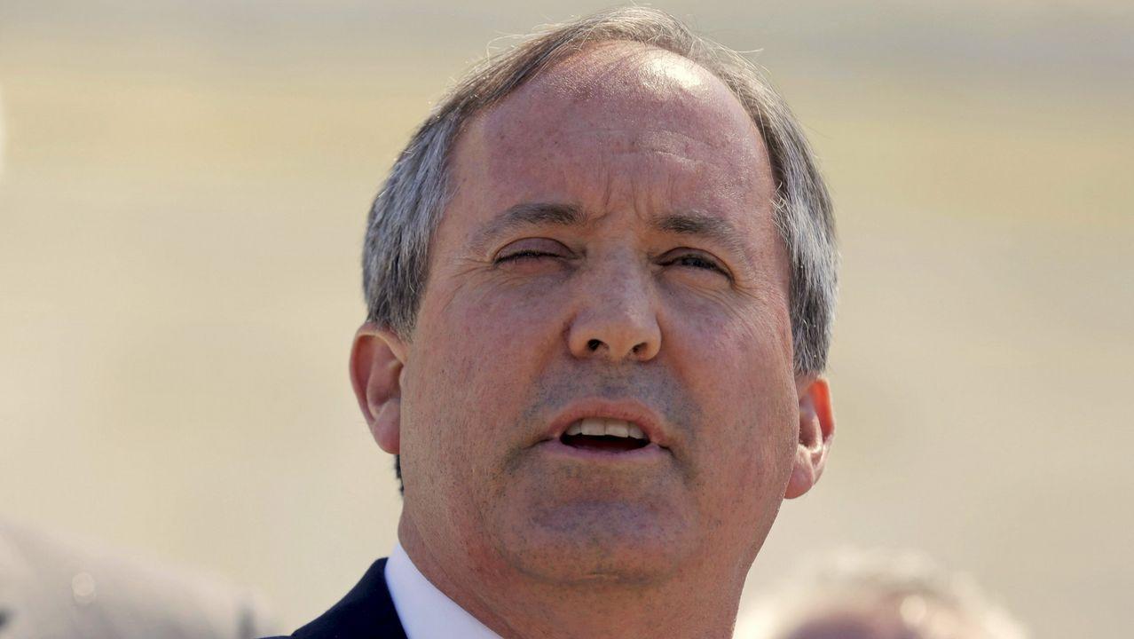 .Ken Paxton, fiscal general de Texas
