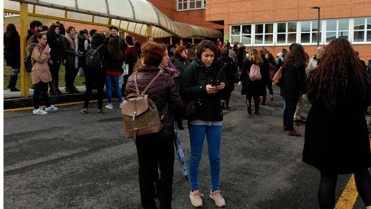 Aspirantes a conseguir una plaza del MIR en Asturias
