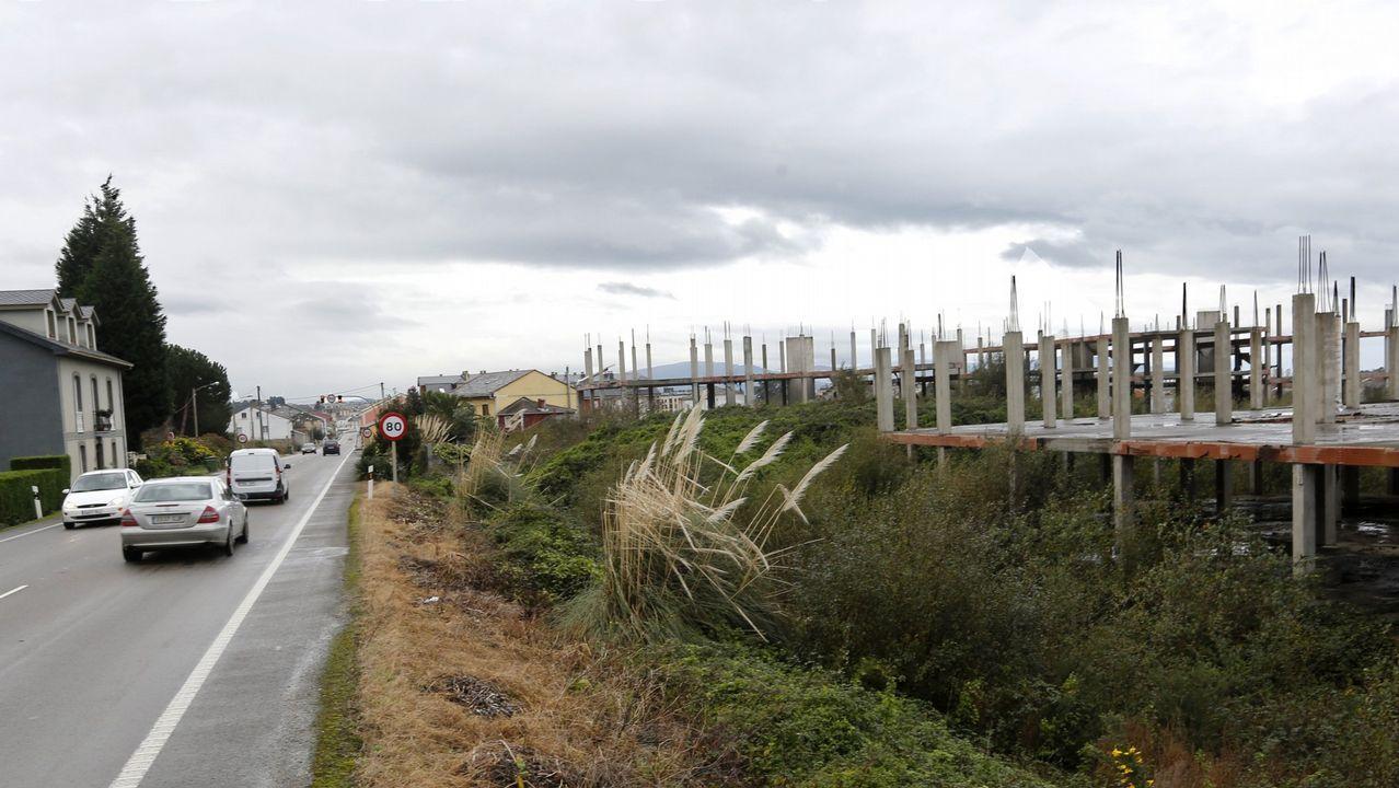 Campeonato de cata y baristas en el IES de Foz.La ría de Ribadeo es un espacio de gran valor ambiental