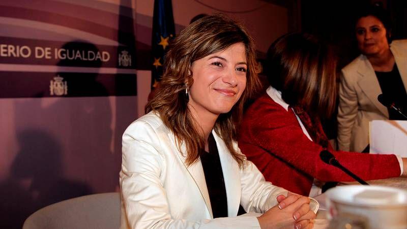 Isabel Valldecabres denuncia el acoso a la ex ministra socialista Bibiana Aído