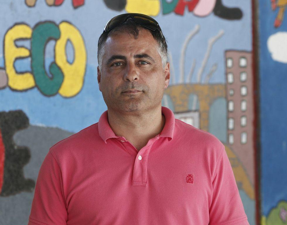 <span lang= gl >Álvarez Caride salienta a profesionalidade dos mestres e a súa obriga de cumprir a lei.</span>