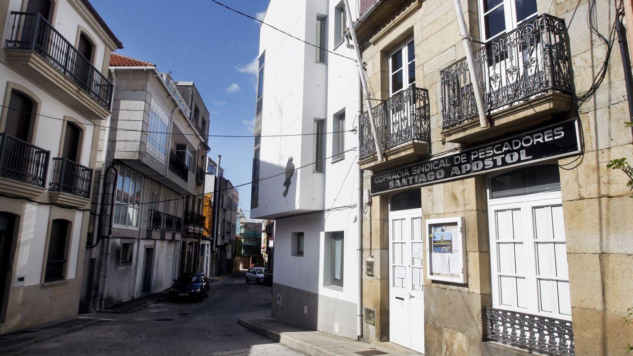 Cae una red que distribuía desde Vilagarcía cocaína y heroína por España