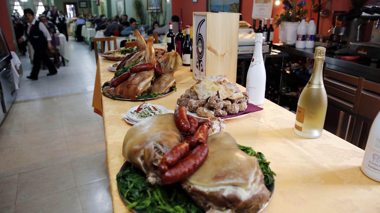 Este es el plato perfecto.En Galicia, el banco de germoplasma de Mabegondo, contribuye a recuperar alimentos autóctonos