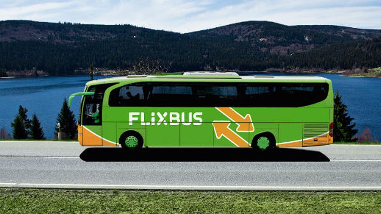 Contaminación en Gijón.FlixBus