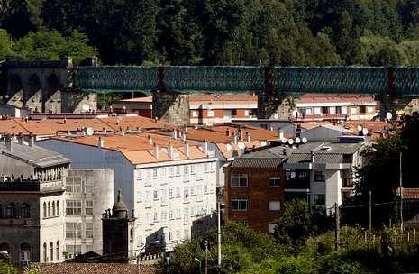 Las obras de rehabilitación del centenario viaducto tienen un presupuesto de 6 millones.