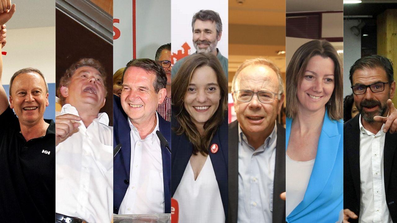 Imagenes tomadas por Santi M. Amil, Capotillo, Óscar Vázquez, César Quián, Xoán A. Soler,  Alberto López y César Toimil