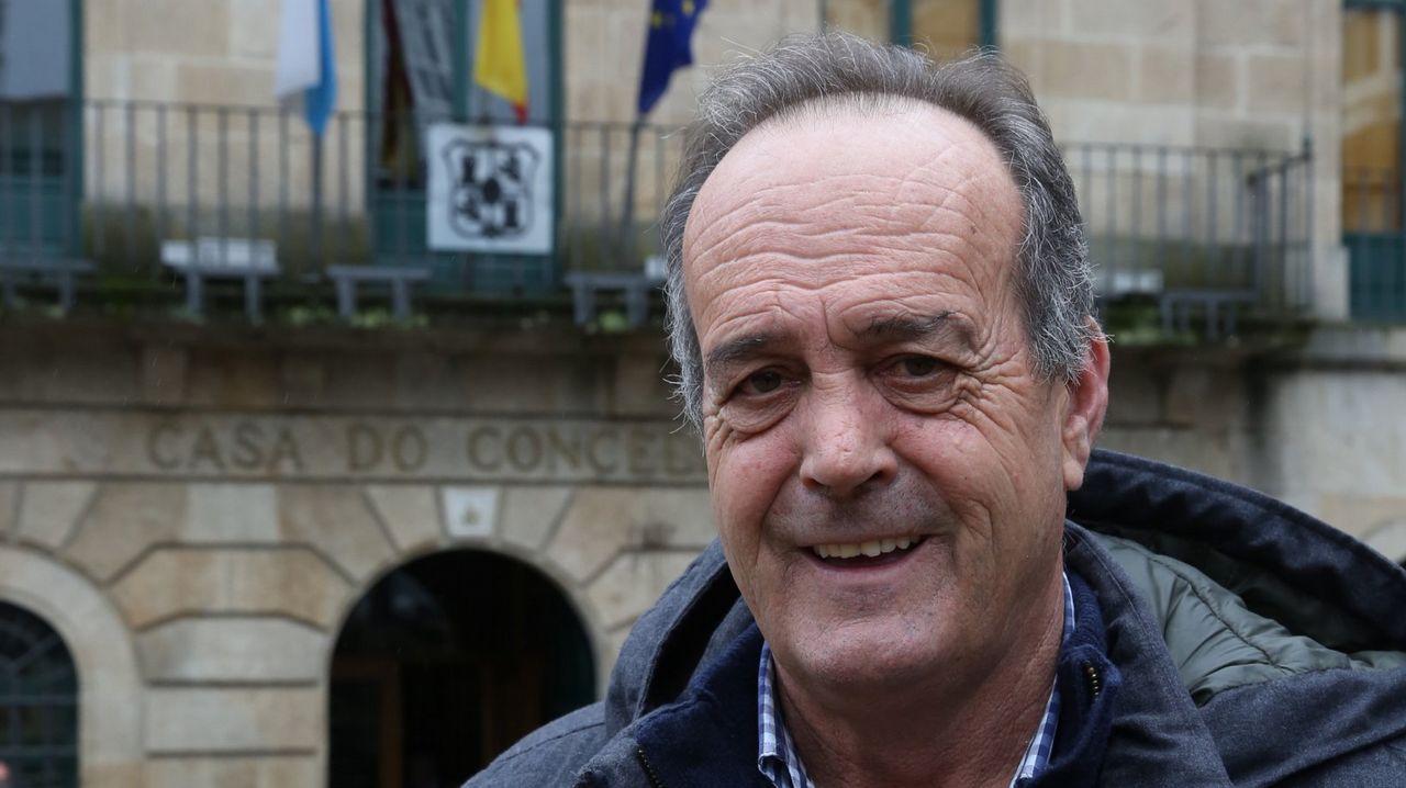 Adolfo Nogueira valora el hecho de que el alcalde le haya retirado las competencias.En la capital se regularizaron 6.976 inmuebles