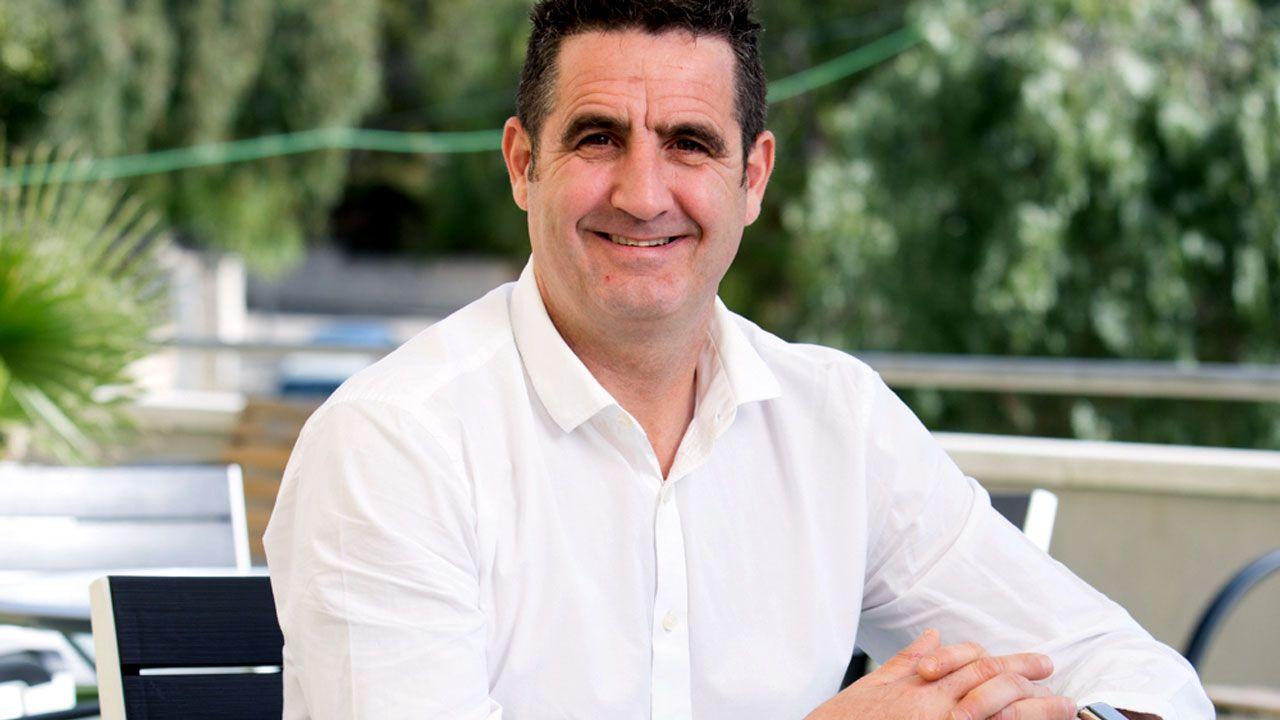El gijonés Francisco Prados, director general de CCAdicciones