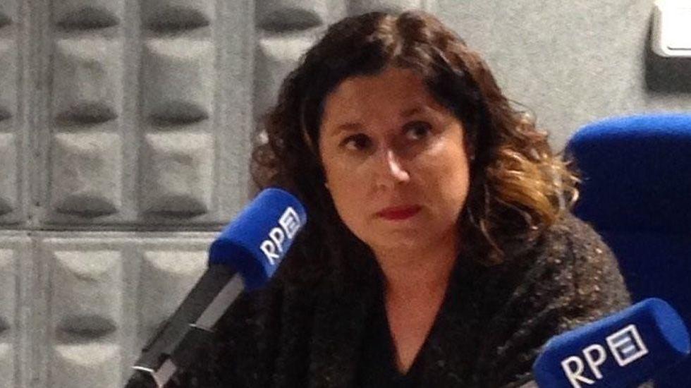 Reunión de los vecinos de Gijón, alarmados por la contaminación.Eva Pérez