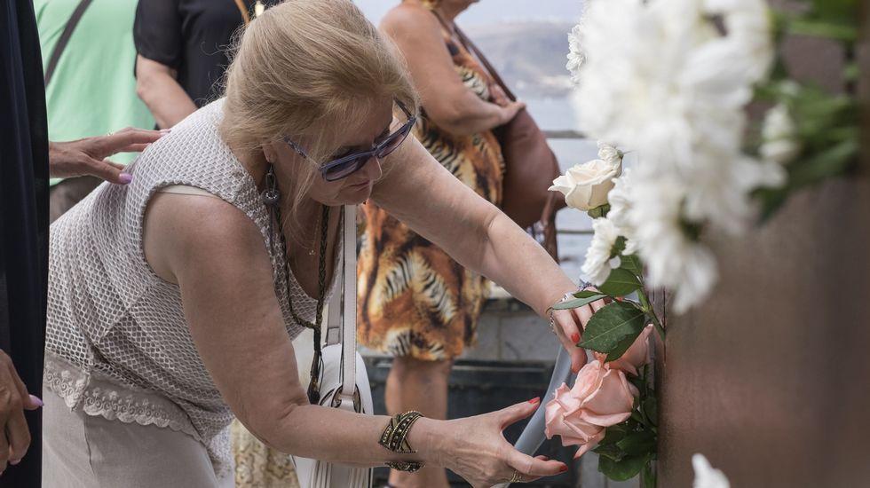 Homenajea las víctimas del accidente de Spanair.