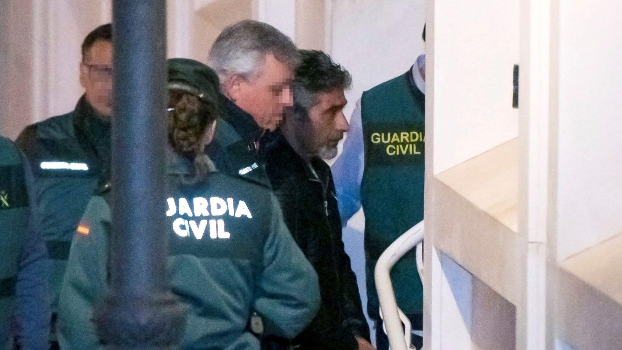 La novia de Bernando Montoya fue trasladada a otra prisión después de que intentase ponerse en contacto con él