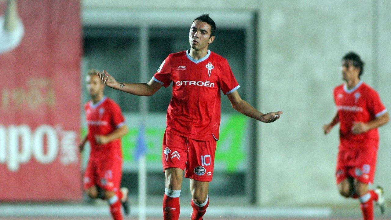 85 - Xerez-Celta (3-3) el 16 de octubre del 2011