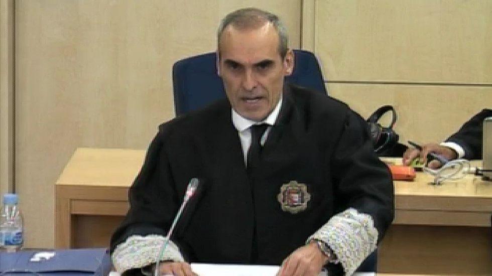 El fiscal del caso de las tarjetas black: «Los españoles sí tienen vela en este entierro»