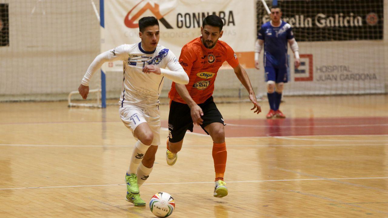 Viaxes Amarelle Primera División de fútbol sala