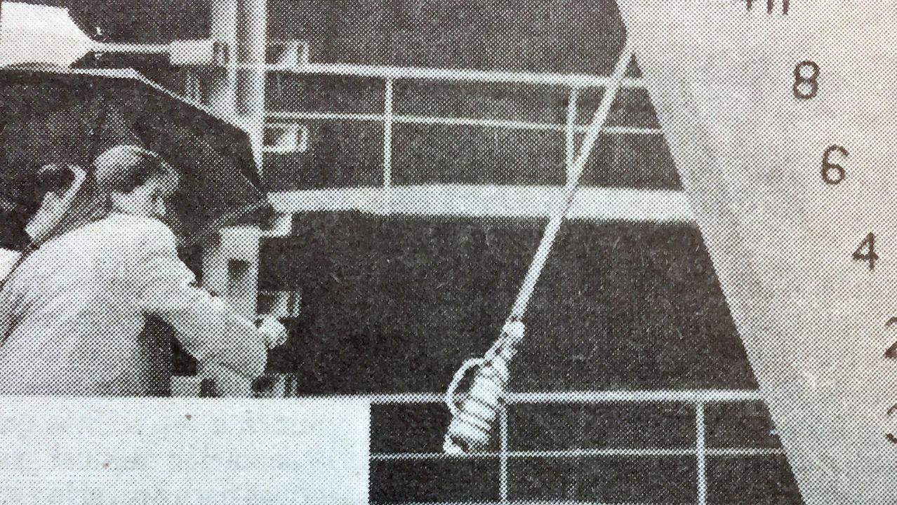 Incidente durante la presentación de la exposición de Julio Verne en el marco