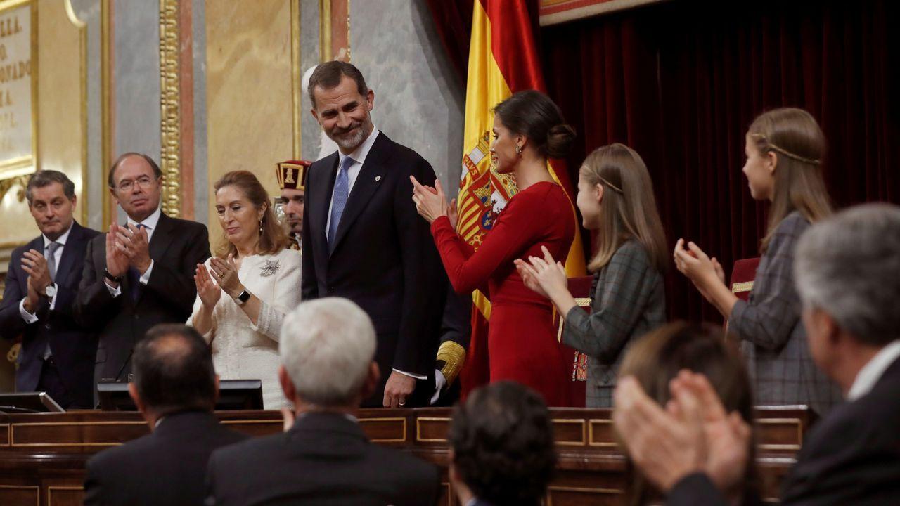 En directo desde el Congreso de los Diputados: 40 aniversario de la Constitución