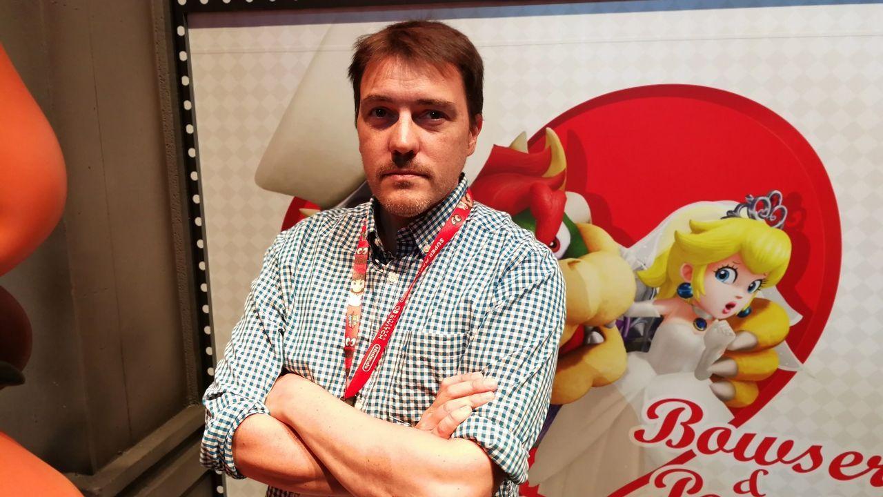 «Llevo más de 200 horas en Zelda y hay sitios que no he visto bien»