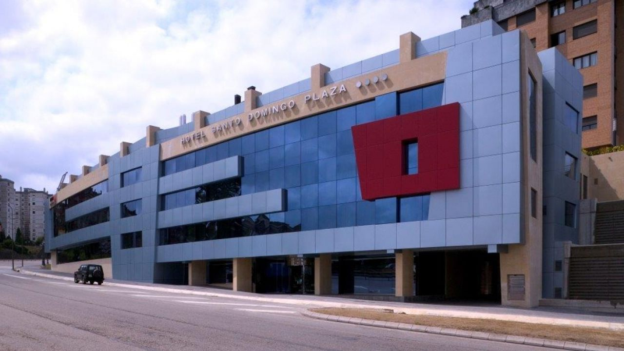 Hotel Oca Santo Domingo Plaza de Oviedo