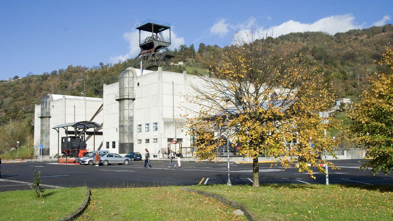 Taramundi.Museo de la Minería de Asturias