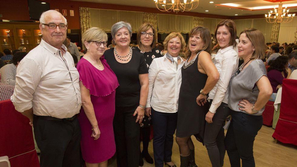 Éxito rotundo en la cena anual para recaudar fondos contra el cáncer de Malpica