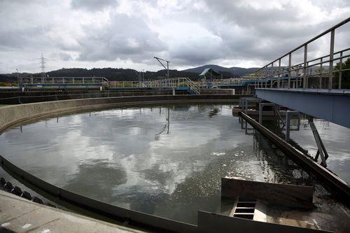 Depuradora de agua residuales