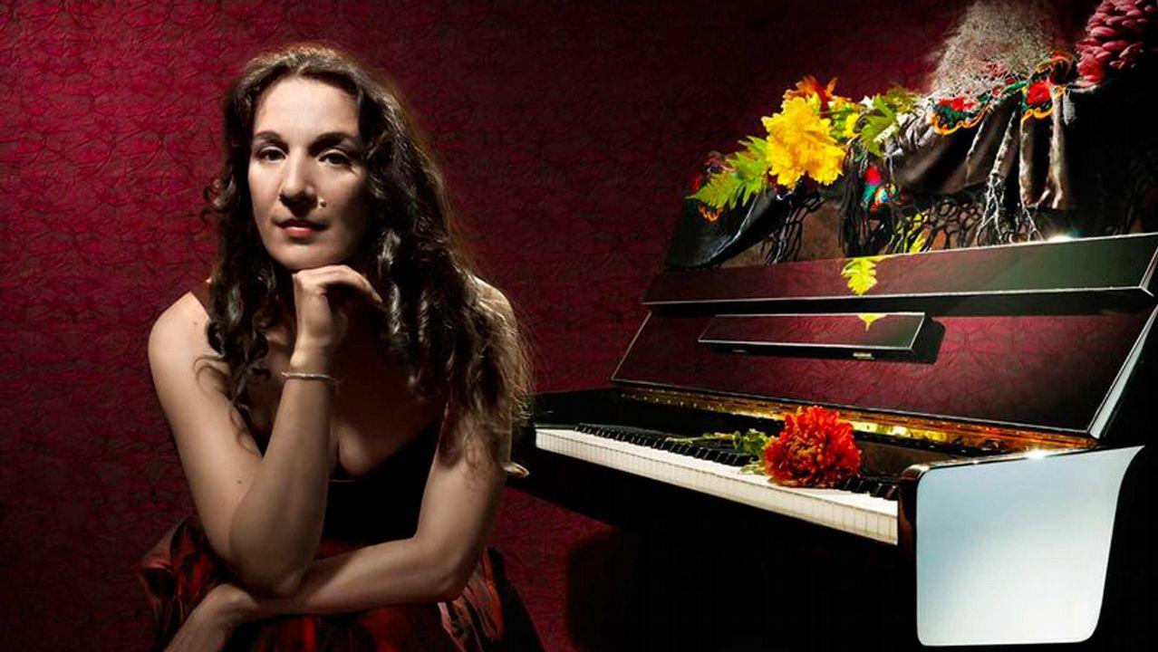 Dulce Pontes es una de las artistas que ha interpretado «Lela»