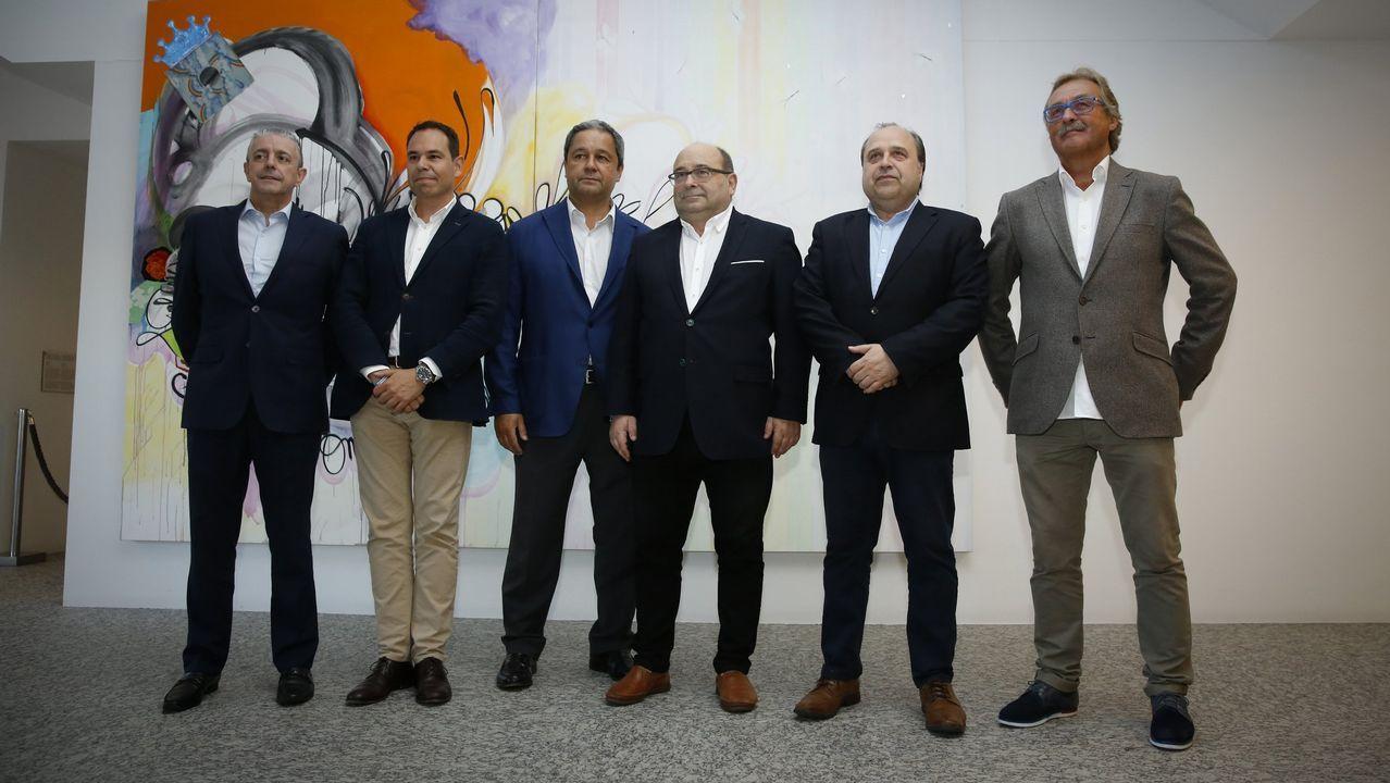 La presidencia de Tino Fernández, en imágenes