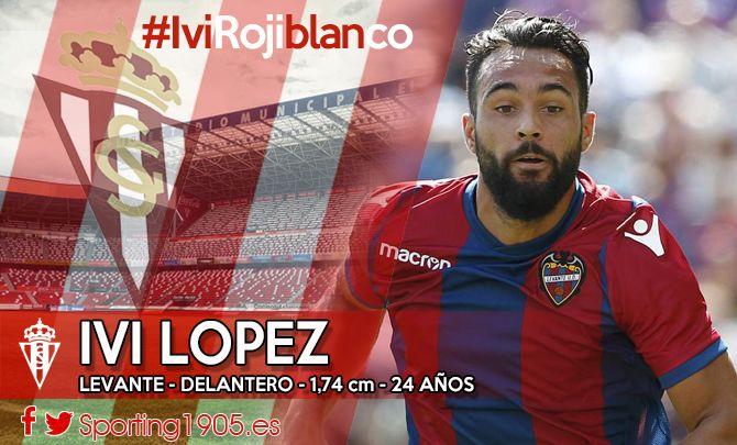 Ivi López ficha por el Sporting