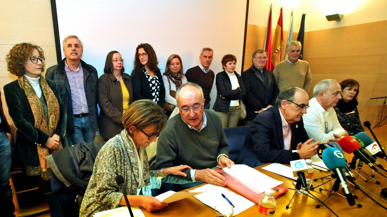 Vigo rinde homenaje a sus héroes de la Reconquista