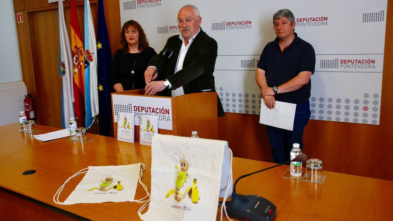 Dimite el vicerrector de Estudiantes de la Universidad de Extremadura.Ría de Villaviciosa