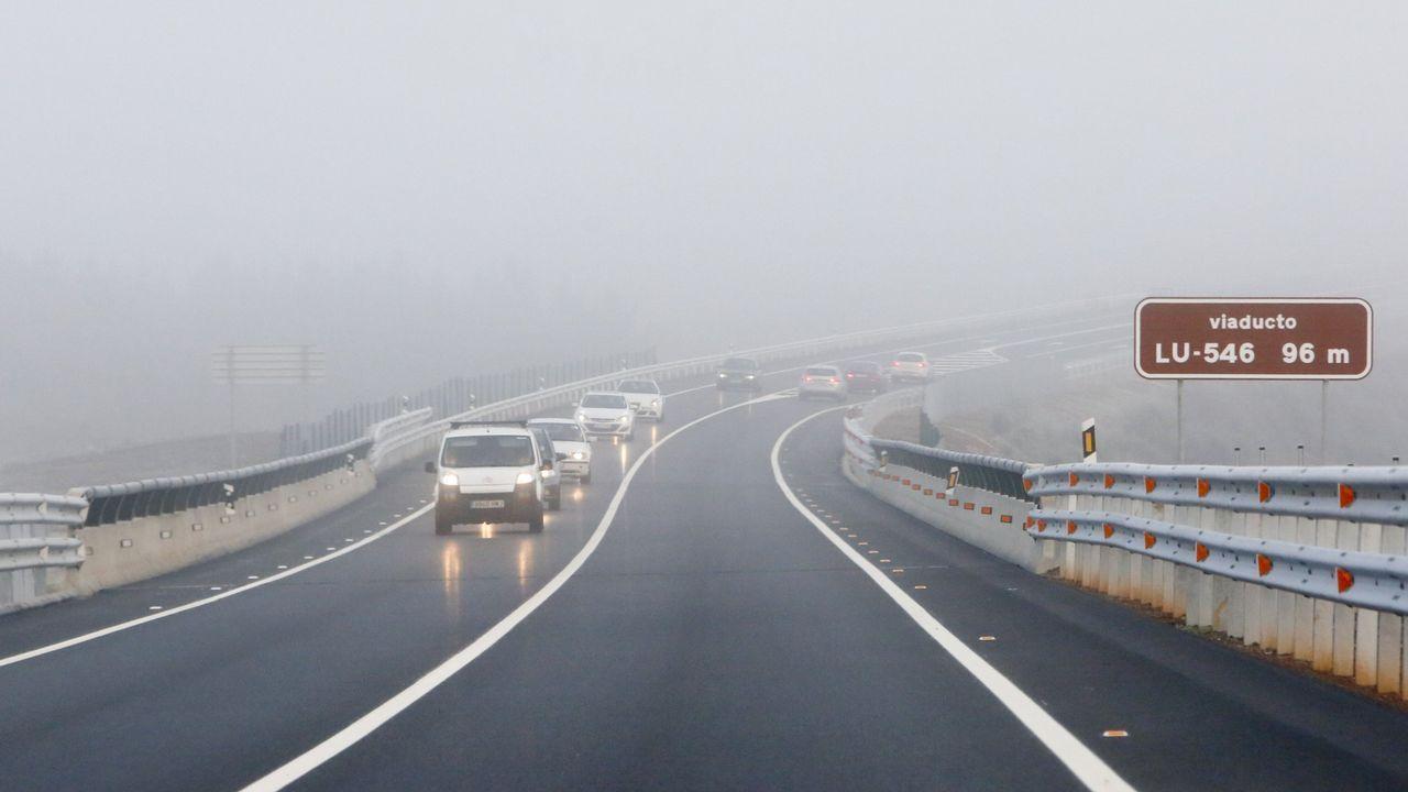 .El actual trazado complica sustancialmente los adelantamientos en esta carretera