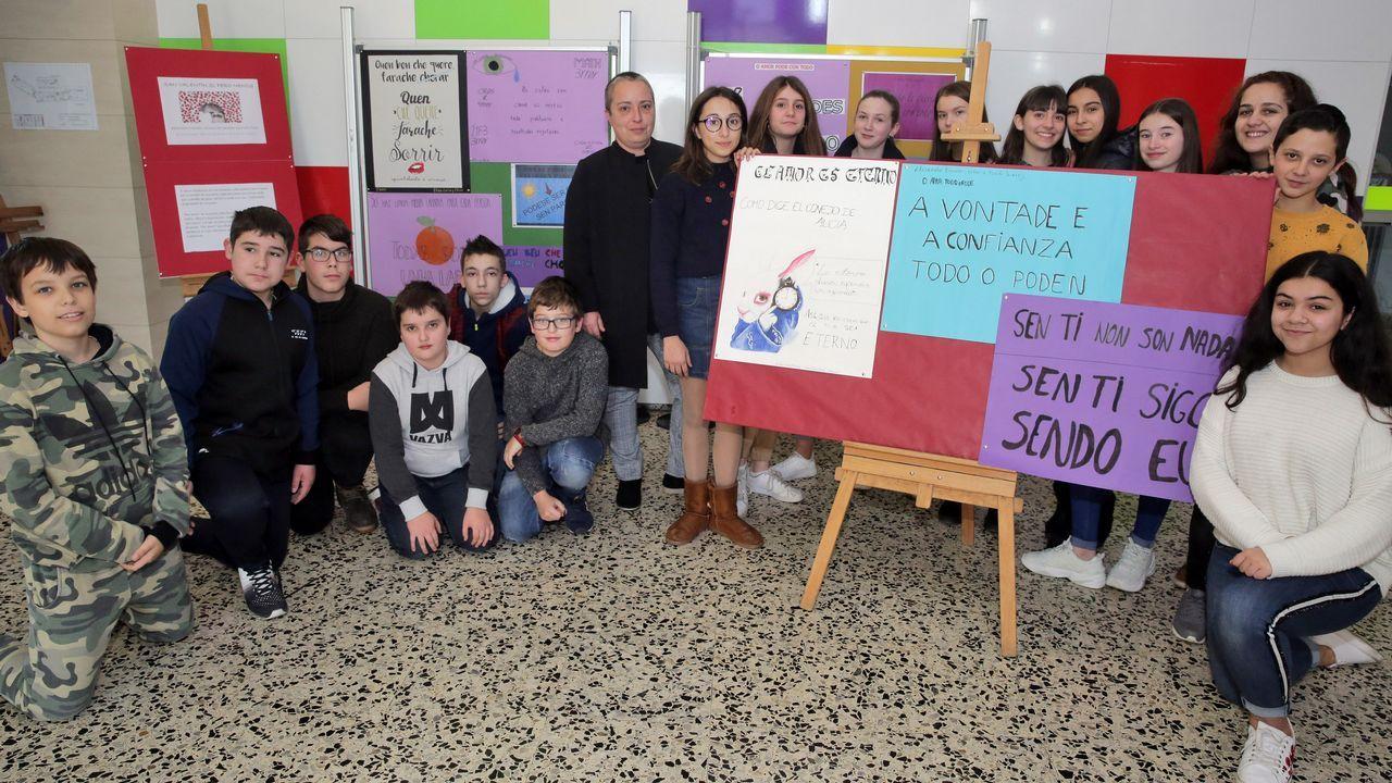 Alumnas de 4 de la ESO del IES de A Pobra do Caramiñal ganaron una mención especial en la Olimpiada de Xeoloxía.El último encuentro InspiraTICs sorprendió y divirtió a los participantes