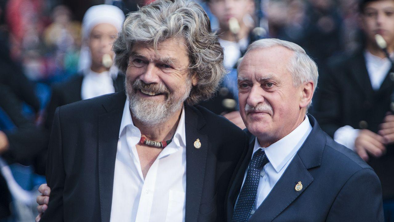Messner y Wielicki
