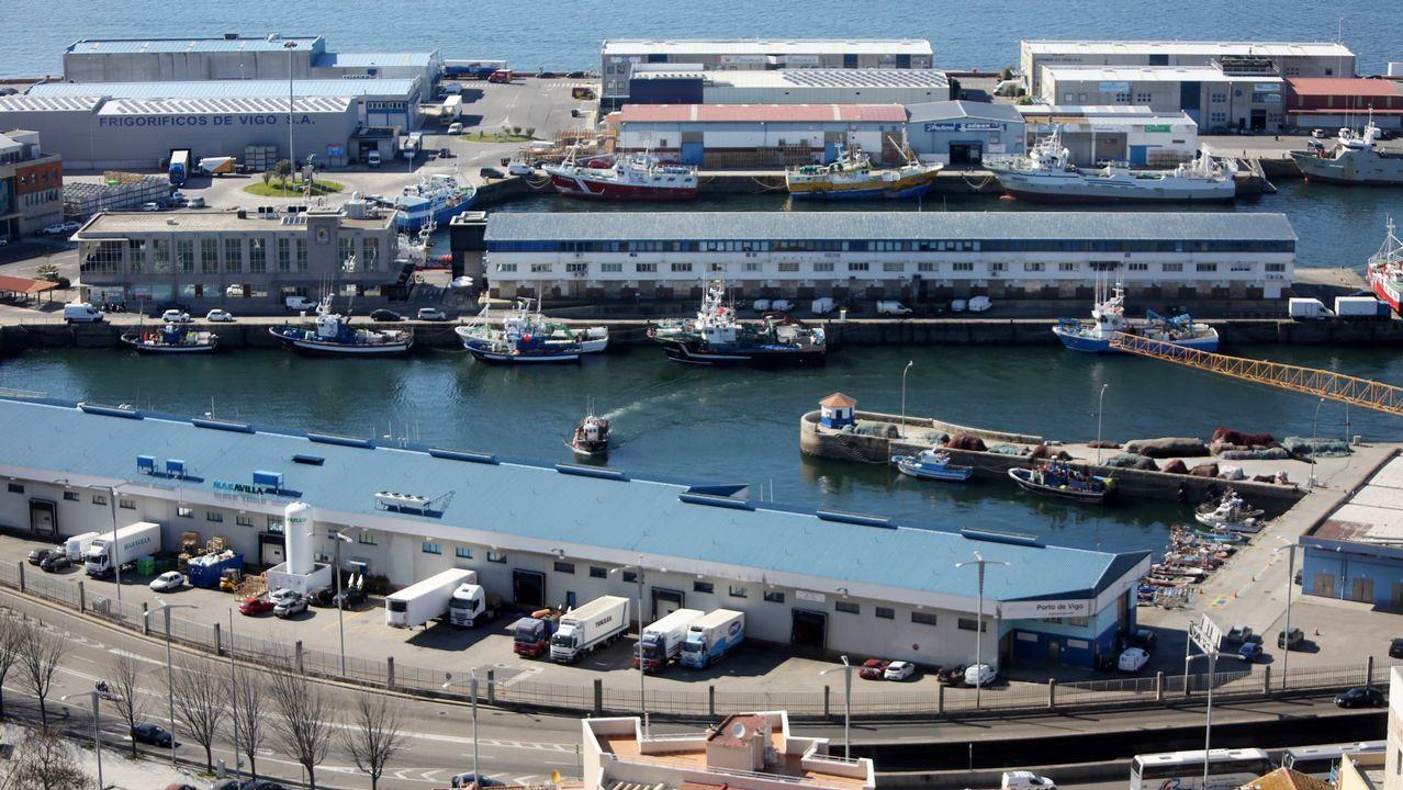 Barrenderos Coruña