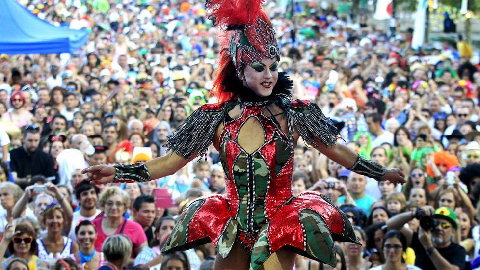 Búscate en el carnaval de verano de Redondela