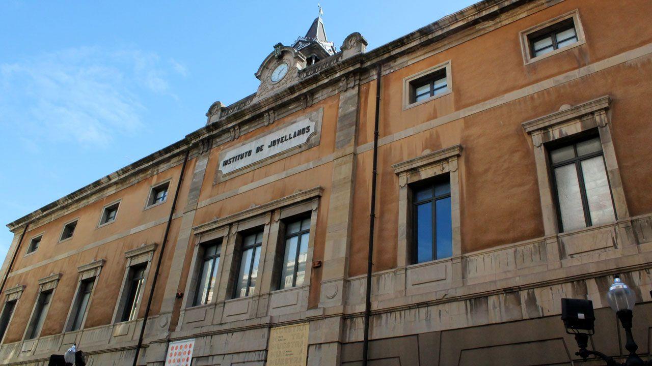 Centro de Cultura Antiguo Instituto de Gijón