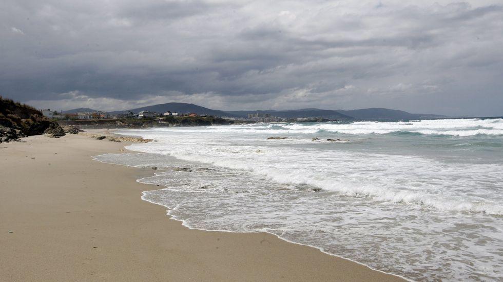 Barreiros. Playa de Coto